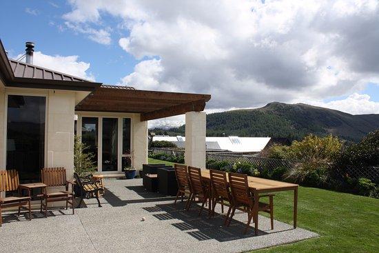 Tekapo Heights: Outdoor Guest Area