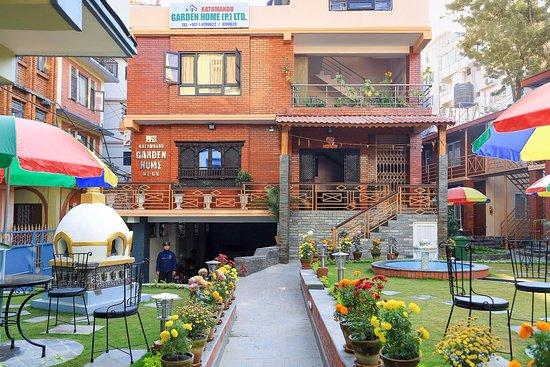Kathmandu Garden Home