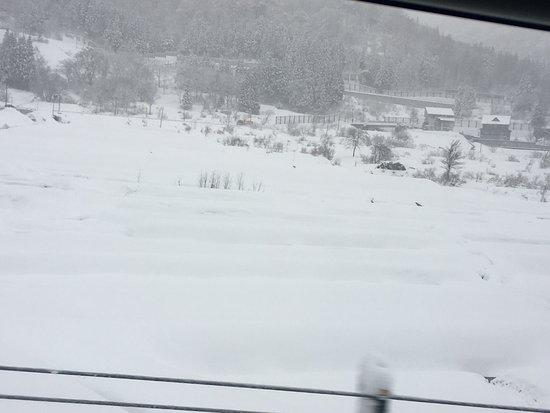 Visiting all the skiing resort