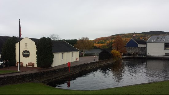 Dufftown, UK: Grounds