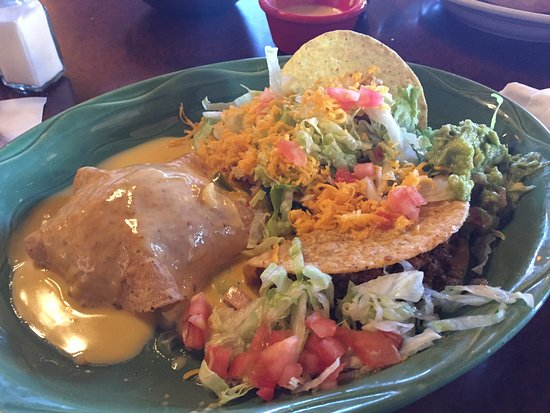 Columbus, TX: Laredo plate
