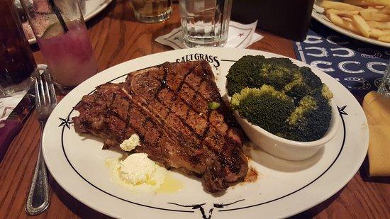 Saltgrass Steak House: 20170127_193429_large.jpg