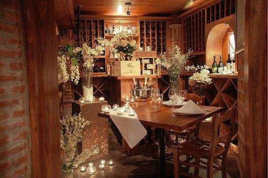 Decoracion Cena Romantica Dentro De Nuestra Cava Picture Of El - Cena-romantica-decoracion