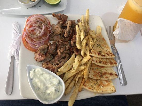 Grecia, Cafe y Suvlaki