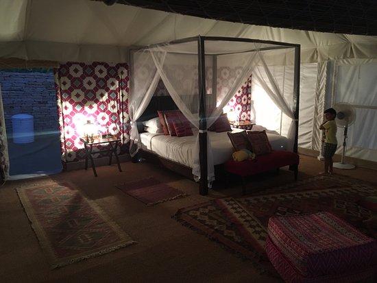 Samsara Luxury Resort and Camp: Luxury Tent
