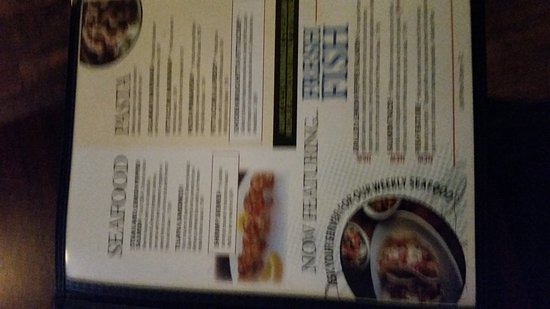 Freeport, IL: Menu
