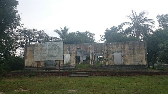Angkor Borei Museum Foto
