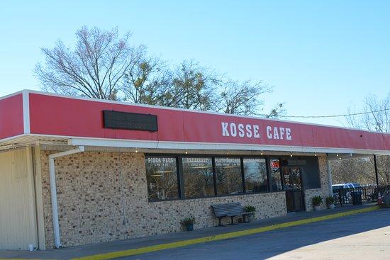 Kosse Cafe Kosse Tx