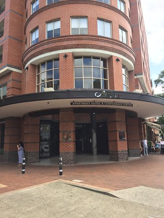 Adina Apartment Hotel Sydney Surry Hills: photo1.jpg