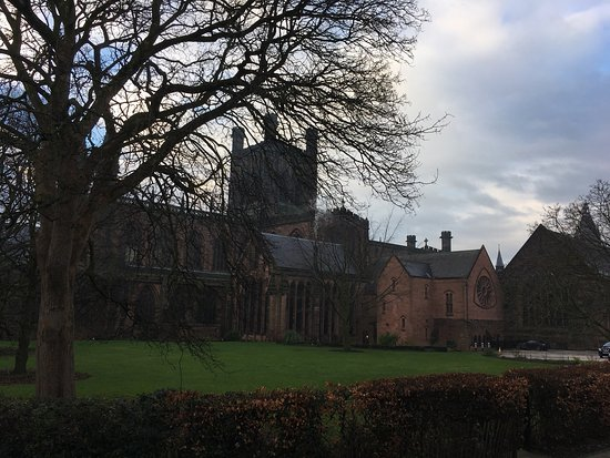 Walls of Chester: photo5.jpg