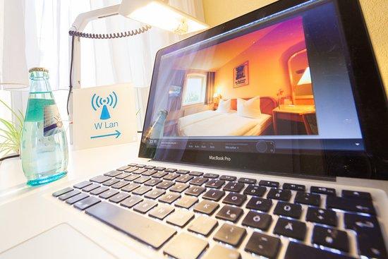Hotel Kastanienhof: Business Corner