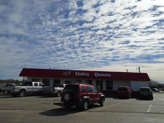 Groesbeck, TX: Dairy Queen
