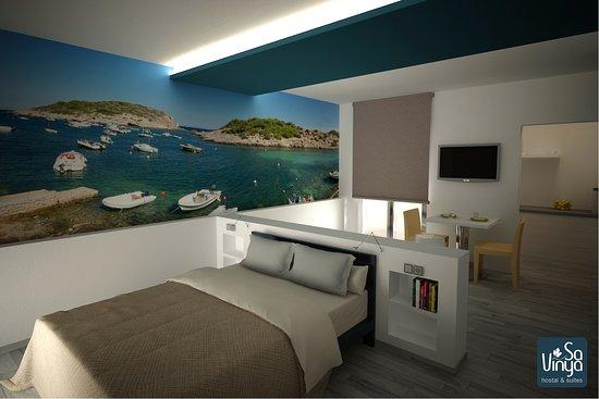Hostal & Suites Sa Vinya