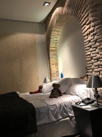 Hospes Palacio del Bailio: gorgeous room