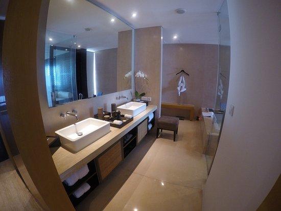 巴厘島水明漾安納塔拉度假酒店張圖片