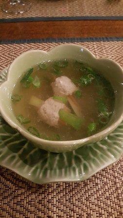 Baan Thai : Soup