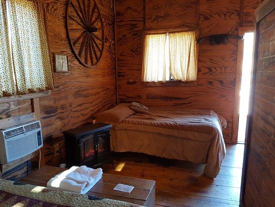 Meadview, AZ: Our room