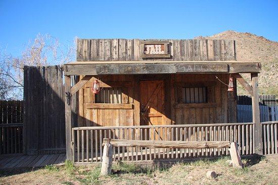 Meadview, AZ: Jail