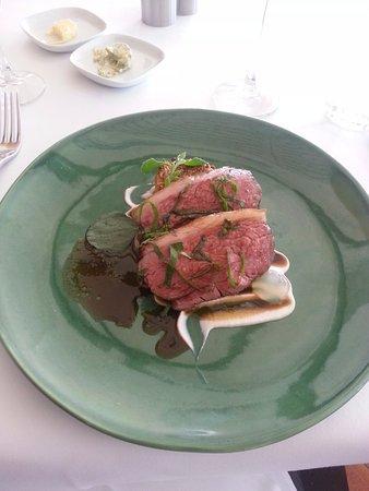 ARIA Restaurant: amazing steak