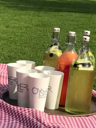 Oyster Bay & Bar: fresh juices