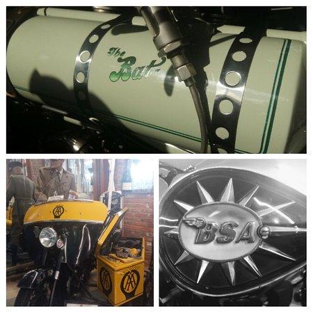 Sammy Miller Motorcycle Museum: 20170129_081859-COLLAGE_large.jpg