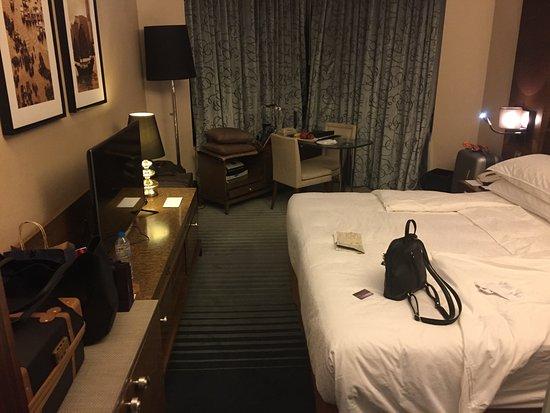 Harbour Grand Hong Kong: Club room