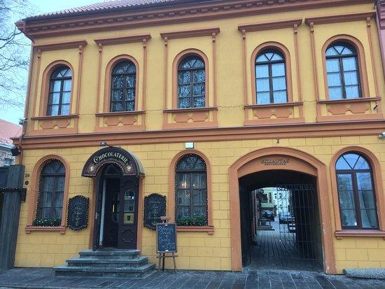 Старый город Каунас