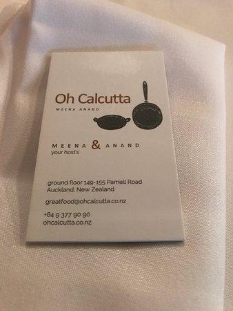 Oh Calcutta Indian Cuisine & Tandoor: photo2.jpg
