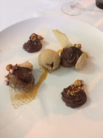 Saint-Didier, France: Dessert