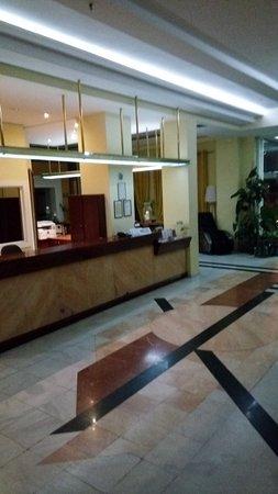 Motel Natassa : reception