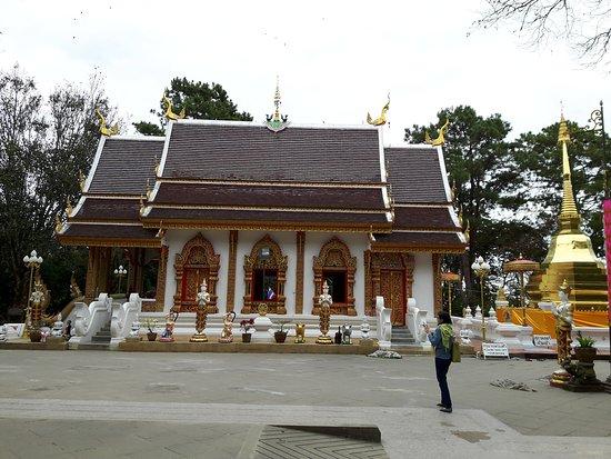 Wat Phrathat Doi Tong