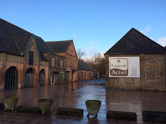 Hamont-Achel, Bélgica: Terraza