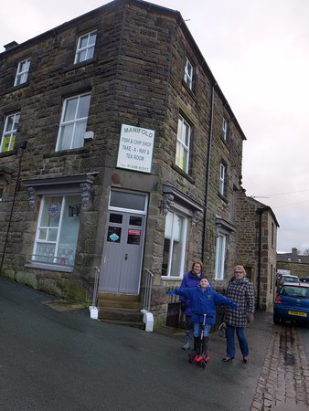 longnor chippy