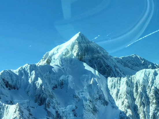 Air Safaris: Mt. Cook