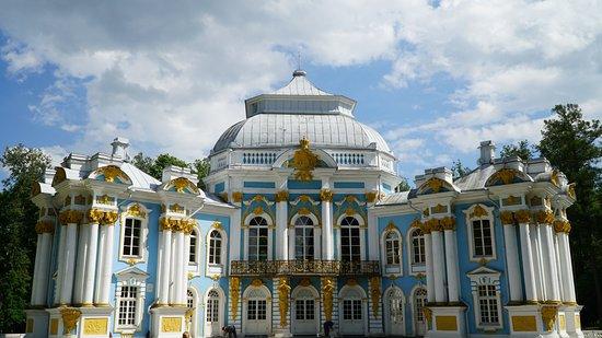 The Hermitage Pavilion