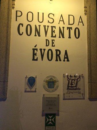 Pousada Convento de Évora: photo0.jpg