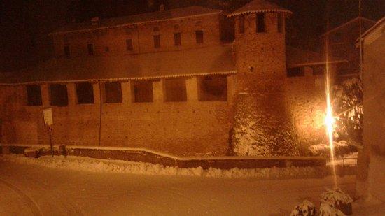 Castelletto Molina, Włochy: Ristorante Iop