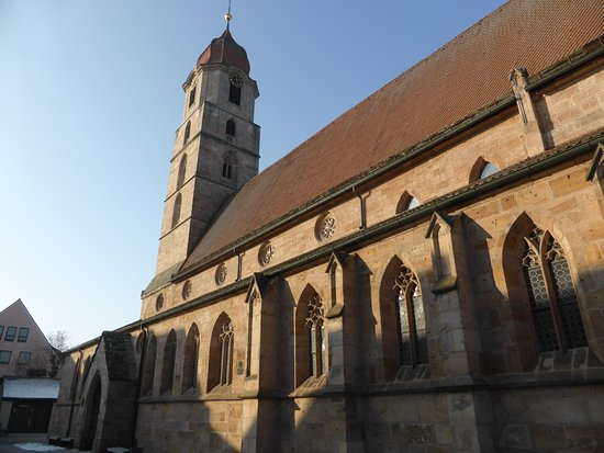 Stadtkirche Langenzenn