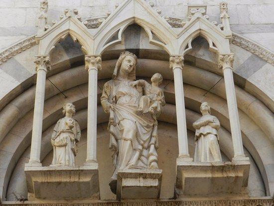 Chiesa di San Michele in Borgo: Il tabernacolo