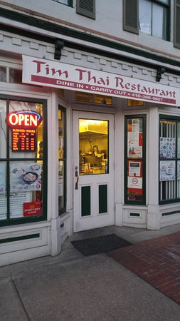 Tim Thai Restaurant