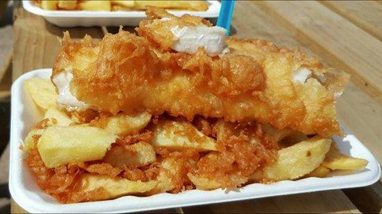North Beach Fish and Chips, Bridlington - Restaurant ...