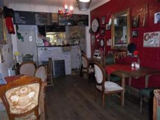 The Mad Hatters Cafe b83cfc1a17a