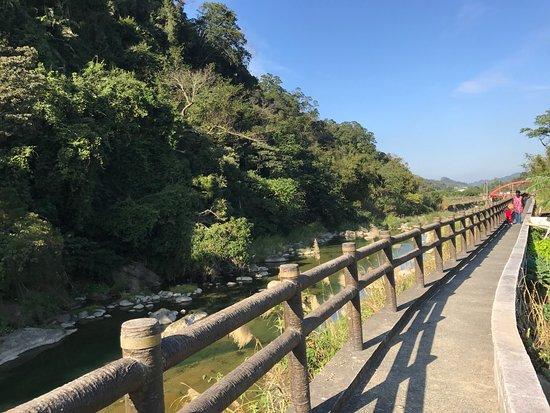 Shitan Sindian River Guanyu Trail