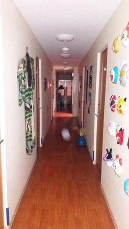 Aizuya Inn: Couloir