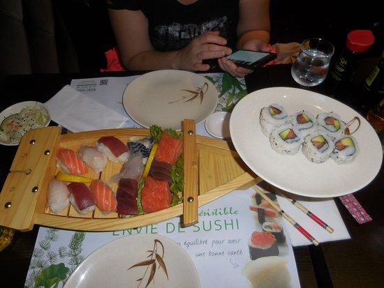 Restaurant Japonais Gonesse