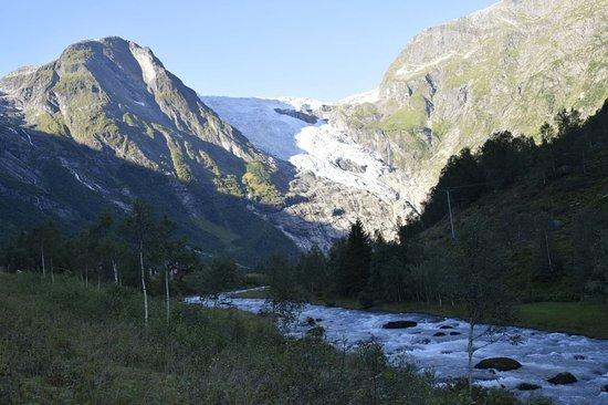Sogn og Fjordane, นอร์เวย์: Bøyabreen Glacier 01