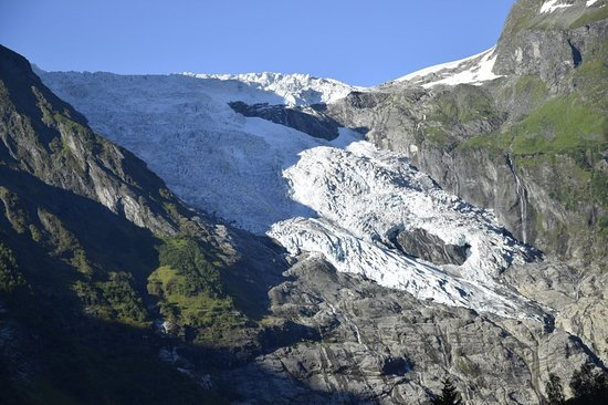 Sogn og Fjordane, Norway: Bøyabreen Glacier 02