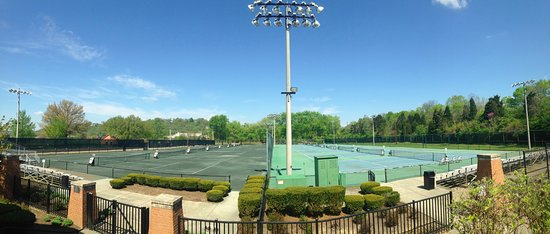Lindner Tennis Center at Lunken