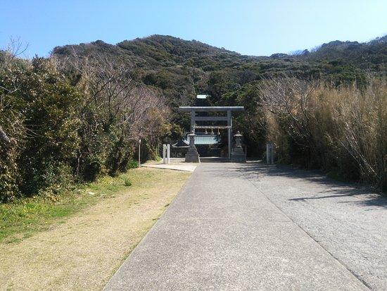 Boso Flower Line : 洲崎神社