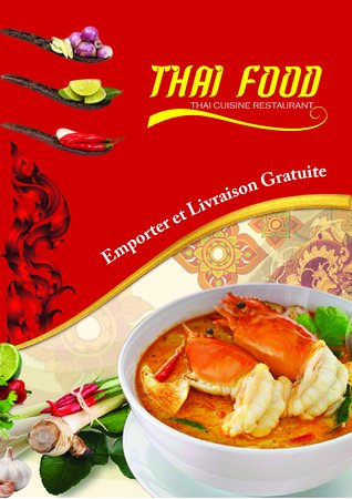 Les Entrees Picture Of Thai Food Narbonne Tripadvisor